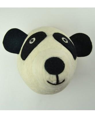 Handmade Felt Animal Head