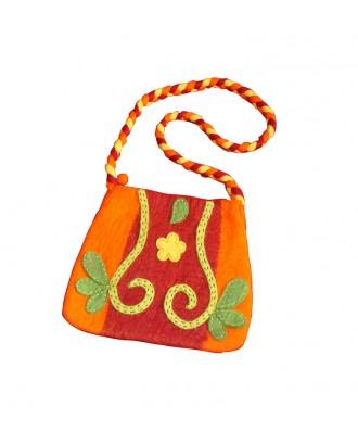 Handmade Felt Bag