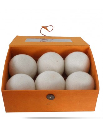 Natural Felt Wool Dryer Balls