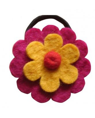 Handmade Felt Brooches