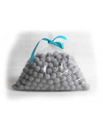 Handmade Felt ball 4 Cm