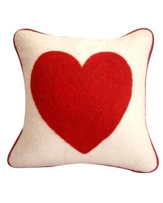 Handmade Felt Cushion