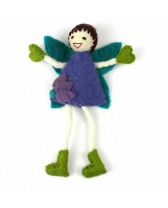 Handmade Felt Fairy