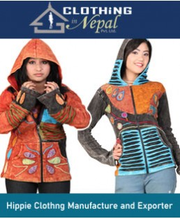 Hippie Clothing Manufacture company in Nepal